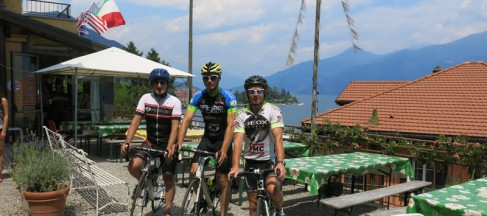 Lake Como Bike Hostel La Primula