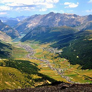 Passo della Forcola e Passo del Bernina