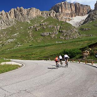 Passo Pordoi, la salita di Fausto Coppi