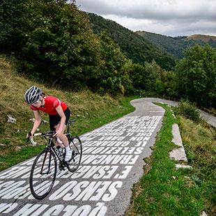 Da Erba alla pista ciclabile più dura del mondo