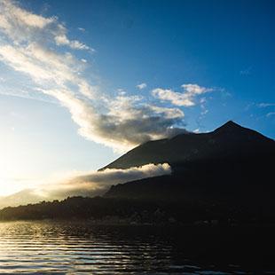 Giro lungo del Lago di Como