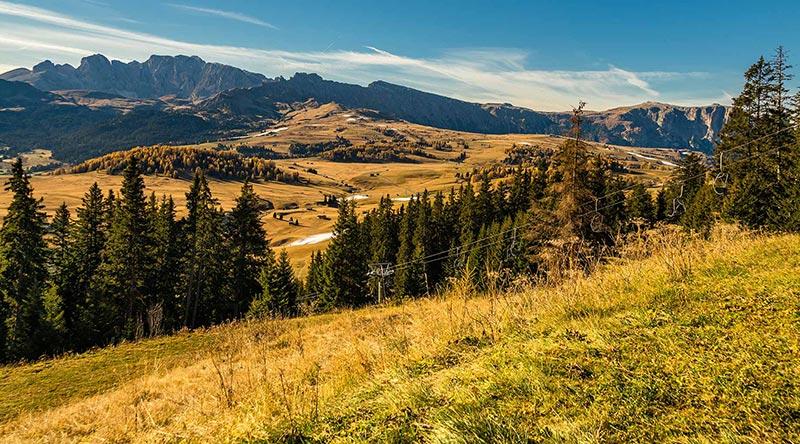 Alpe di Siusi | Alto Adige & Sud Tirol