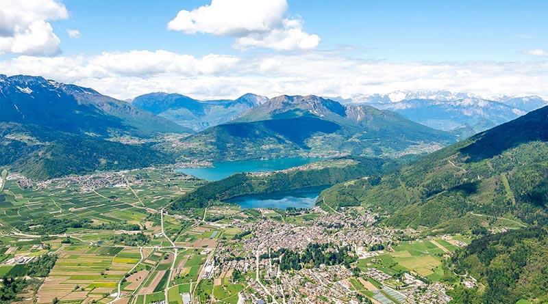 Lago di Levico e di Caldonazzo
