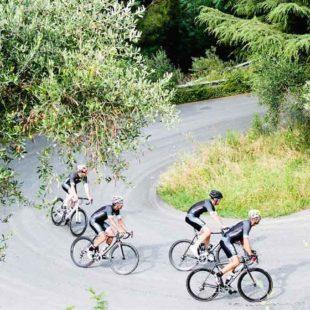 road bike in Italy