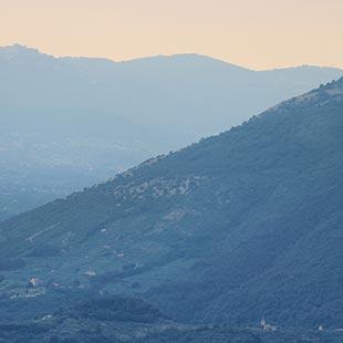 Da Fiuggi alla conquista del Monte Scalambra