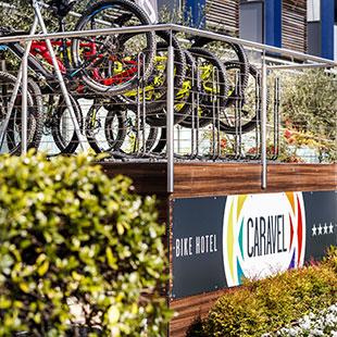 Bike Hotel Caravel